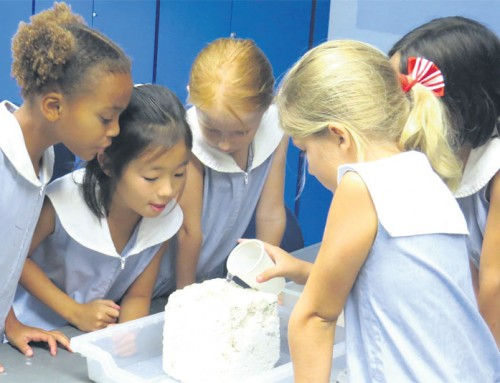 Empowering Girls and Breaking Boundaries